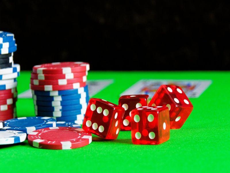 Online Poker Machine